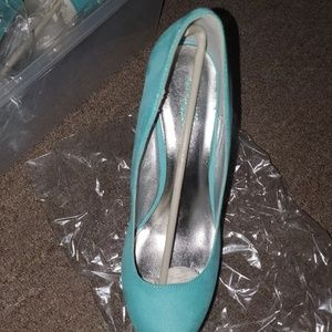 Charlotte Russe suede shoes